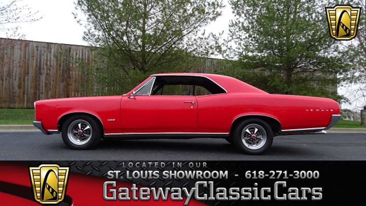1966 Pontiac Le Mans for sale near O Fallon, Illinois 62269 ...