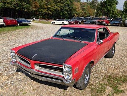 1966 Pontiac Le Mans for sale 100911812
