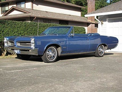 1966 Pontiac Le Mans for sale 100945866