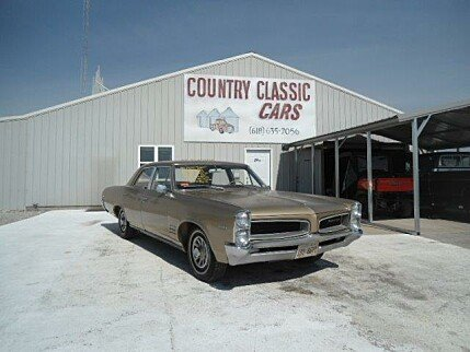 1966 Pontiac Tempest for sale 100748444