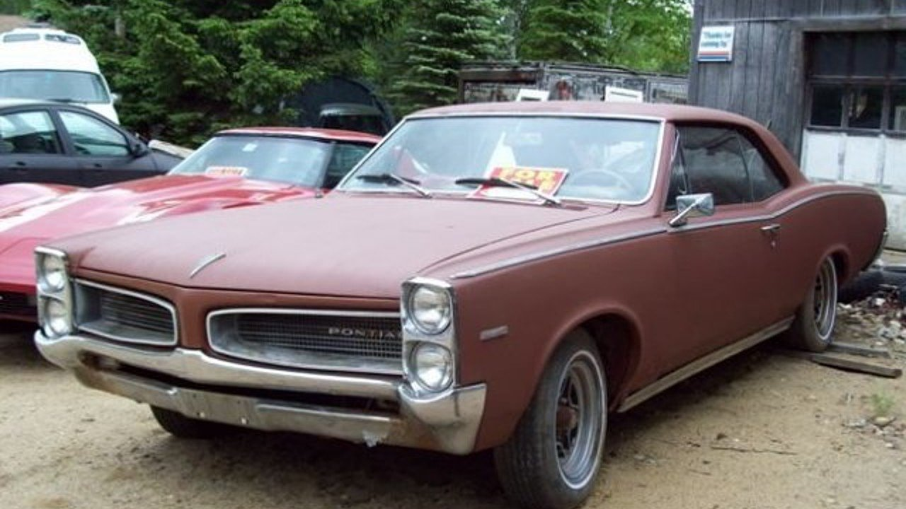 1966 Pontiac Tempest for sale 100892488