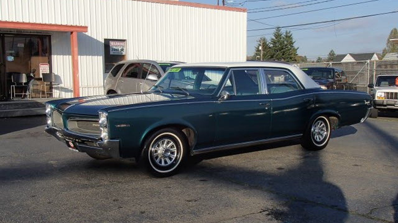 1966 Pontiac Tempest for sale 100919302