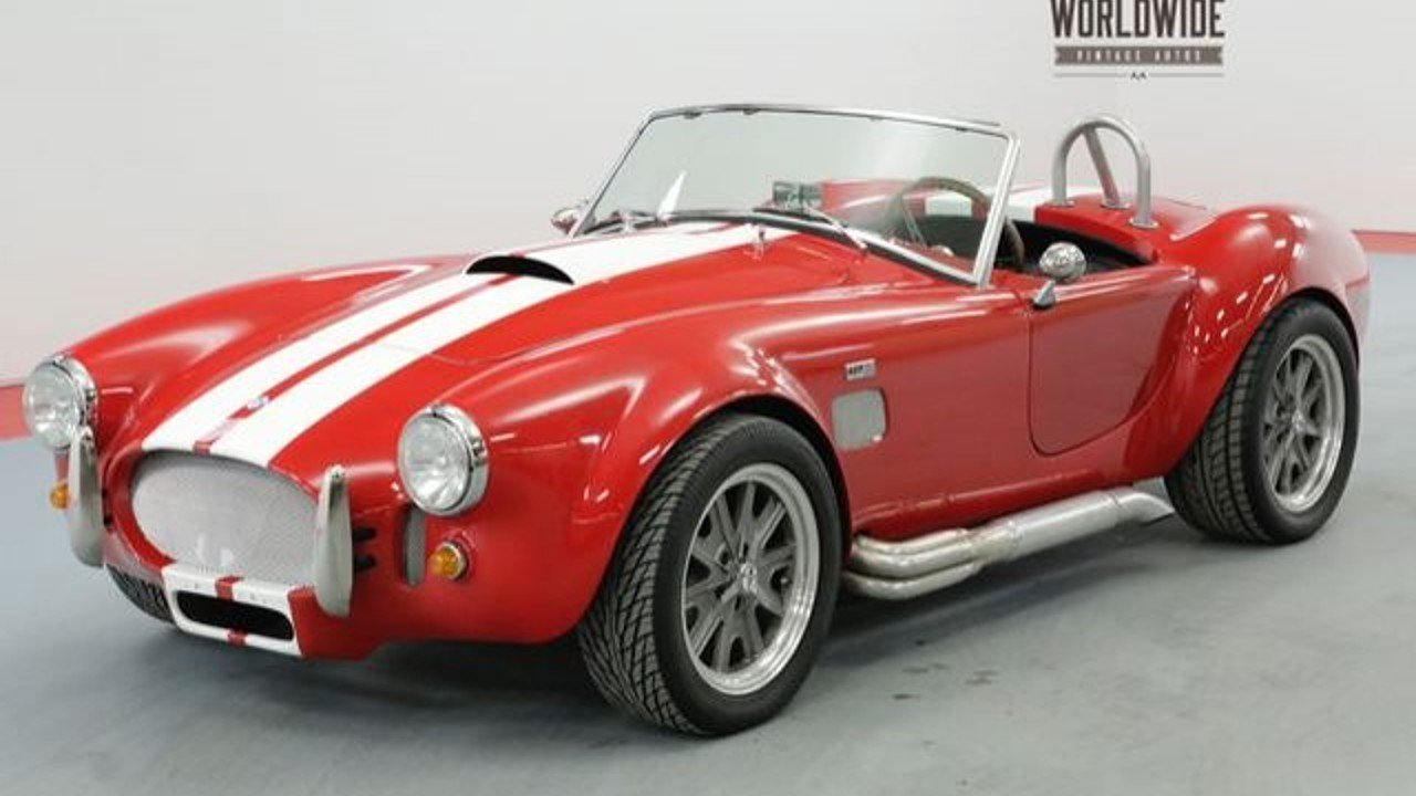 1966 Shelby Cobra for sale near Denver, Colorado 80205 - Classics on ...