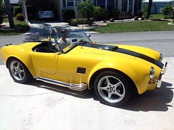 1966 Shelby Cobra-Replica for sale 100736507