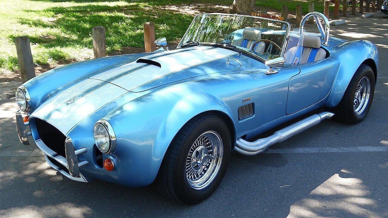 1966 Shelby Cobra-Replica for sale near Rancho Cordova, California ...