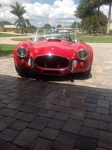 1966 Shelby Cobra for sale 100827849