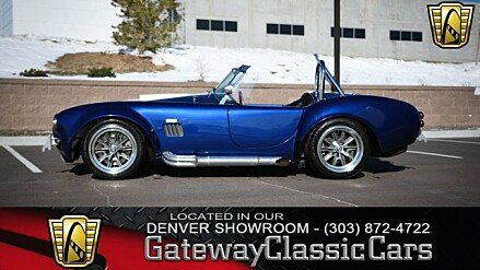 1966 Shelby Cobra for sale 100978206