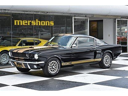 1966 Shelby GT350 for sale 100887769