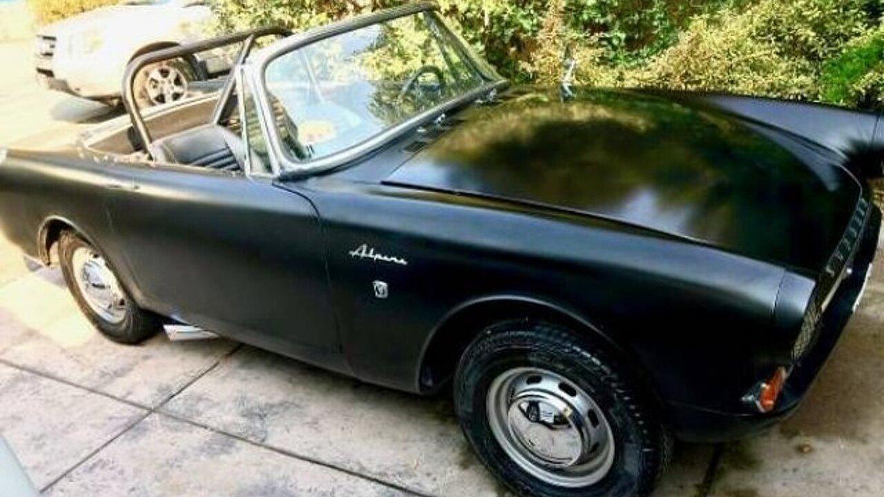 1966 Sunbeam Alpine for sale near Cadillac, Michigan 49601 ...
