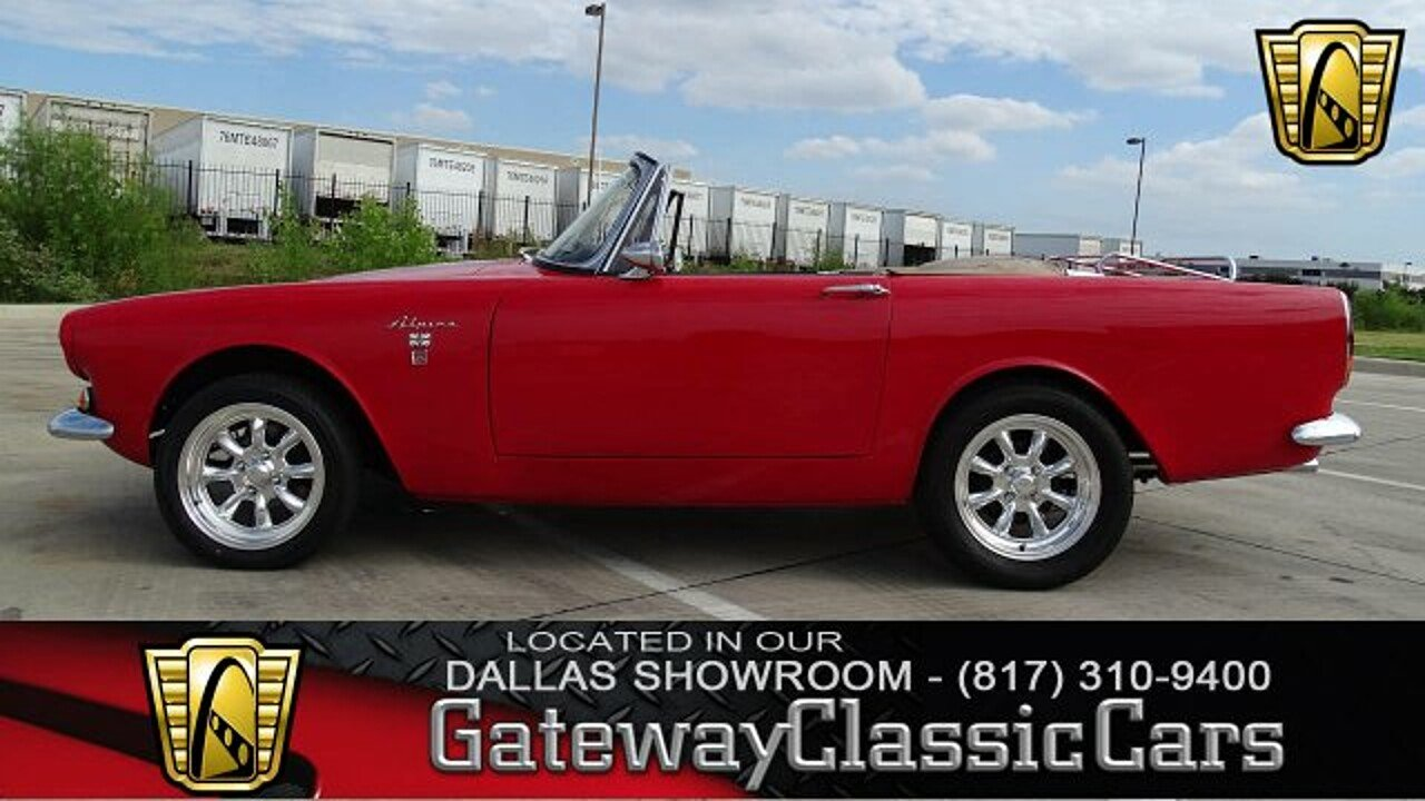 1966 Sunbeam Alpine for sale 100964655