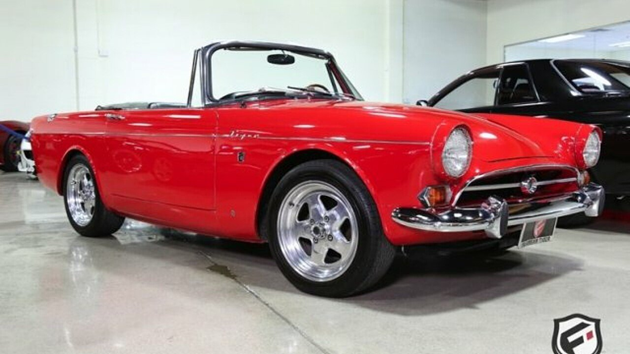 1966 Sunbeam Tiger for sale 100823169