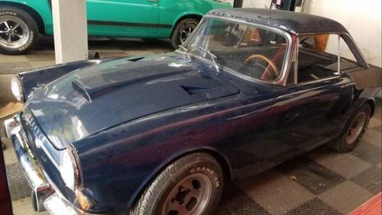 1966 Sunbeam Tiger for sale near Cadillac, Michigan 49601 - Classics ...