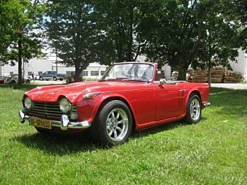 1966 Triumph TR4A for sale 101004094