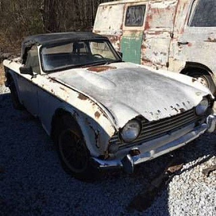 1966 Triumph TR4A for sale 100961990