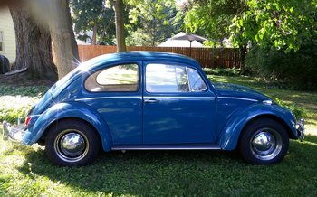 1966 Volkswagen Beetle for sale 100772571