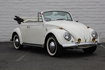 1966 Volkswagen Beetle for sale 100989803