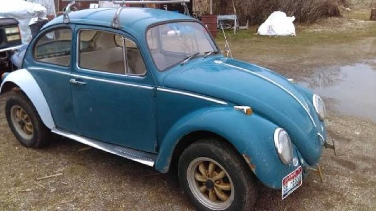 1966 Volkswagen Beetle for sale near Cadillac, Michigan 49601 ...