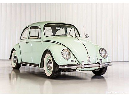 1966 Volkswagen Beetle for sale 100736926