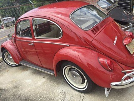 1966 Volkswagen Beetle for sale 100827841