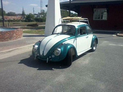 1966 Volkswagen Beetle for sale 100832557