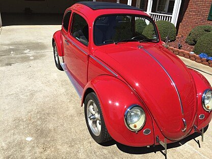 1966 Volkswagen Beetle for sale 100840496
