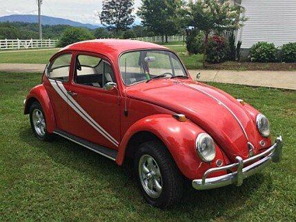 1966 Volkswagen Beetle Clics for Sale - Clics on Autotrader