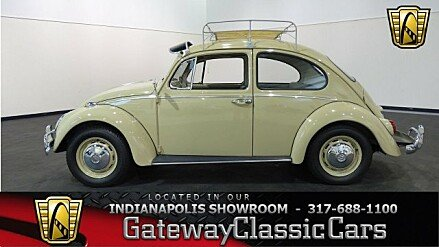 1966 Volkswagen Beetle for sale 100923824