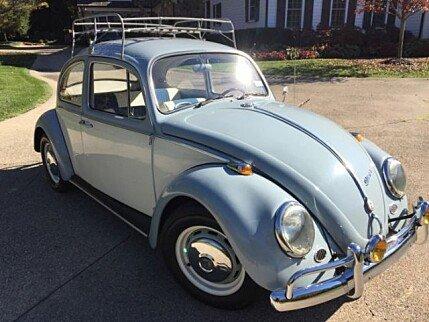 1966 Volkswagen Beetle for sale 100966641