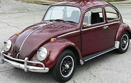 1966 Volkswagen Beetle for sale 100976250