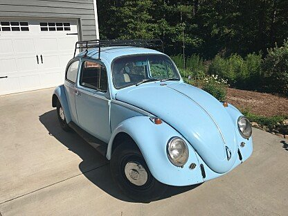 1966 Volkswagen Beetle for sale 101004104