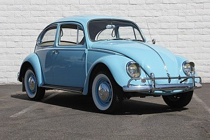 1966 Volkswagen Beetle for sale 101028731