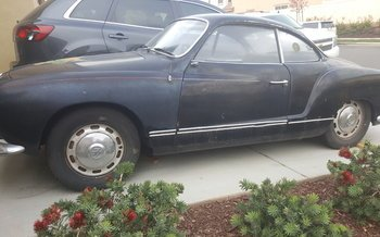 1966 Volkswagen Karmann-Ghia for sale 100833697