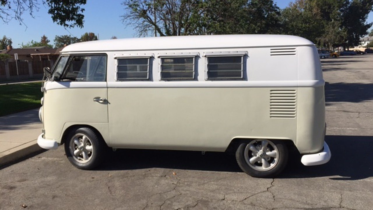 1966 Volkswagen Vans for sale 100819565
