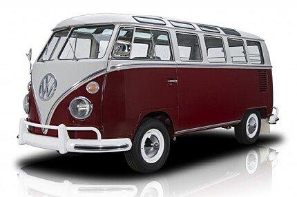1966 Volkswagen Vans for sale 100845394