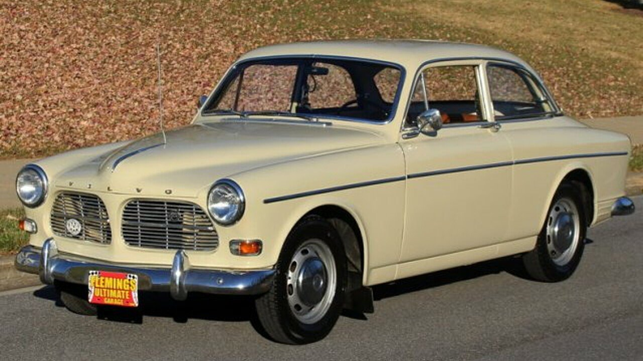 1966 Volvo 122S for sale near Rockville, Maryland 28050 - Classics ...