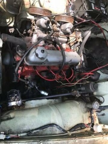 1966 Volvo 122S for sale 100885826