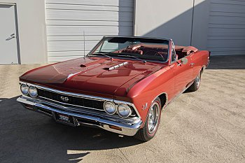 1966 chevrolet Chevelle for sale 100798454