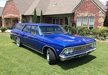 1966 chevrolet Chevelle for sale 100901913