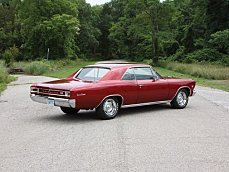 1966 chevrolet Chevelle for sale 101017841