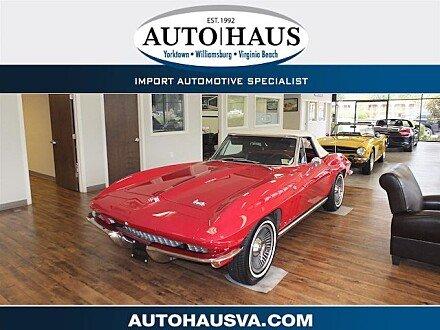 1966 chevrolet Corvette for sale 101017237