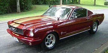 1966 ford Mustang for sale 101007430