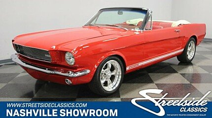 1966 ford Mustang for sale 101011491