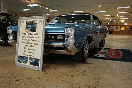 1966 pontiac GTO for sale 101027572