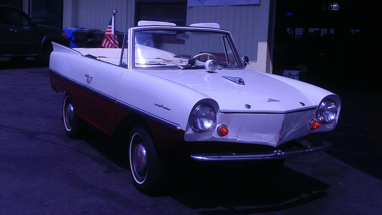 1967 amphicar 770 for sale near tacoma washington 98402. Black Bedroom Furniture Sets. Home Design Ideas