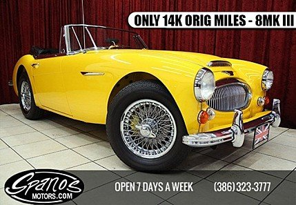 1967 Austin-Healey 3000MKIII for sale 100774114