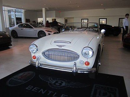 1967 Austin-Healey 3000MKIII for sale 100798143