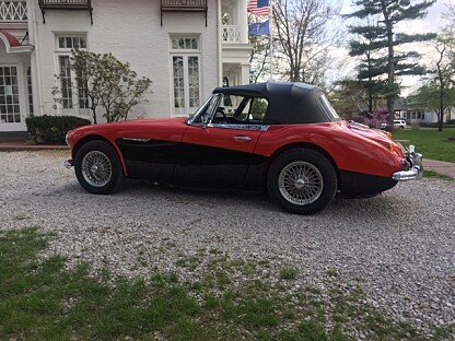 1967 Austin-Healey 3000MKIII for sale 100984932