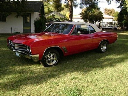 1967 Buick Gran Sport for sale 100800504