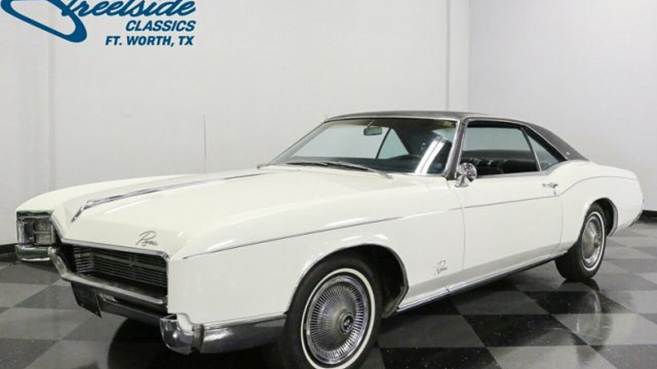 1967 Buick Riviera for sale near Fort Worth, Texas 76137 - Classics ...
