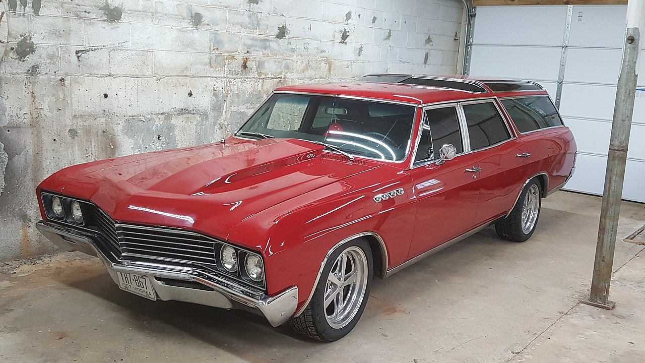 1967 Buick Sport Wagon for sale 101011827
